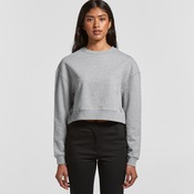 AS Colour Women's Crop Crew Sweater