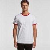 Mens AS Colour Ringer Tee 5053