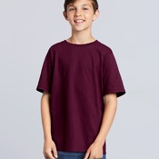 Gildan Youth Crew Neck Tee - Same Day Dispatch